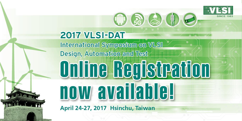 2017 Vlsi Dat Symposium Testing Of Circuit 0