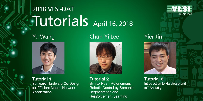 2018 VLSI-DAT Symposium
